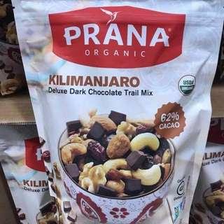 美國進口Prana有機雜錦黑朱古力乾果堅果