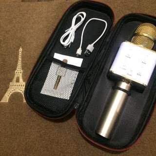 Bluetooth Mic w/ speaker