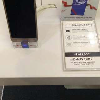 Samsung galaxy J7 Core bisa kredit tanpa kartu kredit