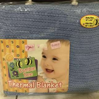 Bumble Bee Kids Thermal Blanket