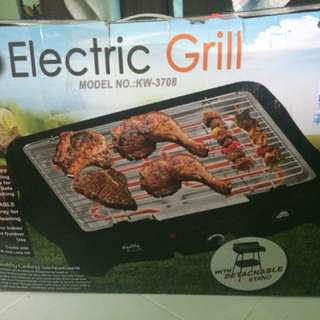 Electril grill