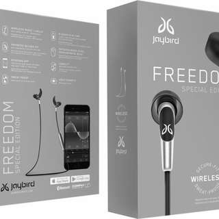 Jaybird Freedom F5 Wireless Headphones - Brand New ! RRP:$249