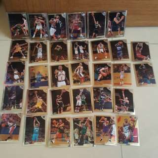 Reduced $19 NBA topps chrome cards