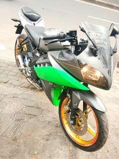 Yamaha r15 old th 2016