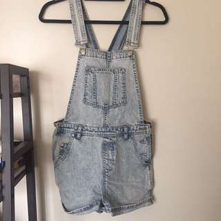 TOPSHOP Short Overall