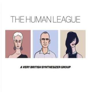 Human League - A Very British Synthesizer Group: The Anthology [3LP Vinyl]