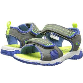 Carter's Wandu B Double Strap Sandals (Toddler/Little kid)