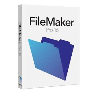 FileMaker Pro 16 (Win/Mac)