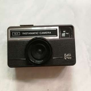 Vintage Camera#40yrs #Kodak instantiating camera
