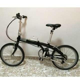 Tern bicycle folding mrt bus ok