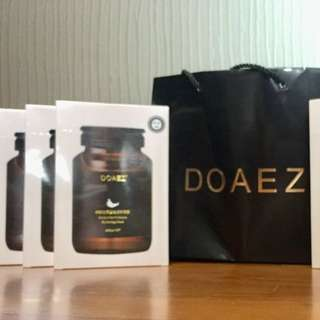 Doaez Bird's Nest collagen hydrating mask