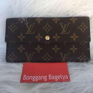 LV Long wallet Monogram