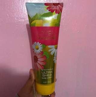 Love & Sunshine - Ultra Shea body cream