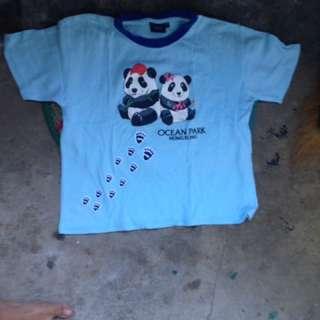 Ocean Park HongKong Shirt