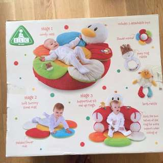 Mothercare ELC Gladys Goose Sit Me Up Cosy