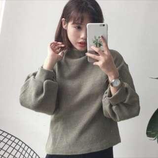 韓版針織衫