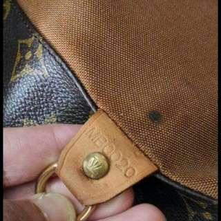 Original Louis Vuitton noe monogram
