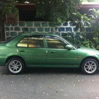 Defective Honda city type z 2001