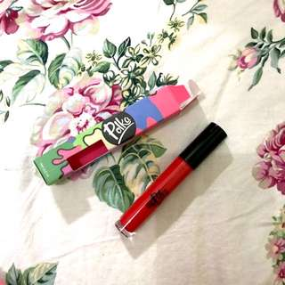 Lipstick Polka Matteness