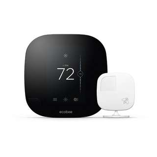 ecobee 3 - Smart WiFi Thermostat with Room Sensor