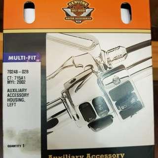 New Harley Davidson switch kit