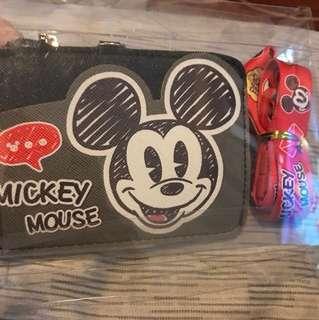 正品日本米奇老鼠多用途包👍🏻 (包郵)