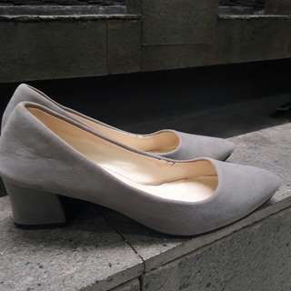 Local id grey shoes