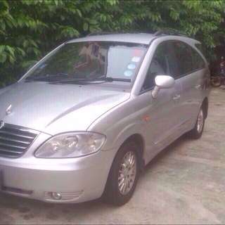 Stavic 9 seater last car for CNY