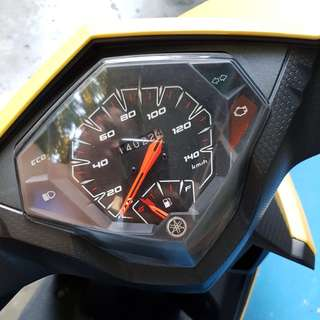 Yamaha Motorcycle Mio 125 i Yellow