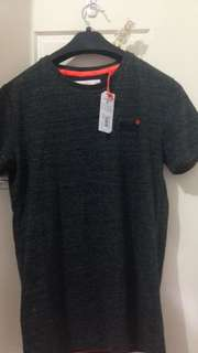 BRAND NEW with tags Grey Superdry Tee shirt