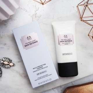 The Body Shop Multi-Protection Essence