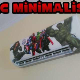 New AC Minimalis Kristal 17watt