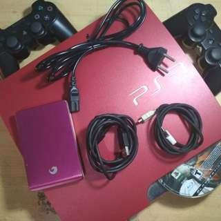 PS3 Cobra + HDD external 350GB