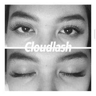 2D classic lash extension promo!