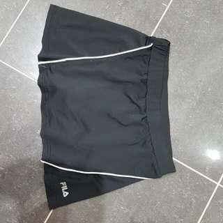 FILA tennis skirt / skort (shorts inside)