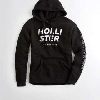 Hollister 全新hoodies 衛衣