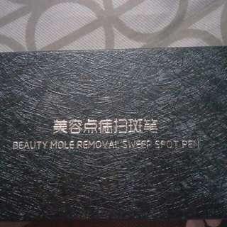 beauty mole removal sweep spot pen