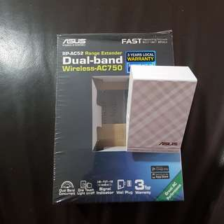 Asus RP-AC52 Dual Band Range Extender / Wireless AC 750