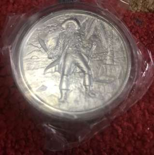 Privateer the captain 2 Oz silver