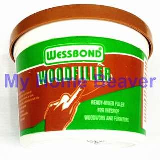 BN Wessbond Wood Filler 0.5 Kg - Teak
