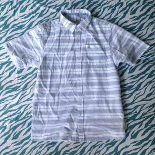 Rebel Button Down Polo XS to S (fitted)