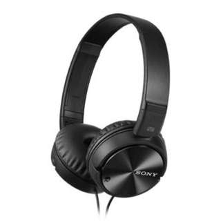 BN Brand New Sony ZX110NC Noise Cancelling Headphones