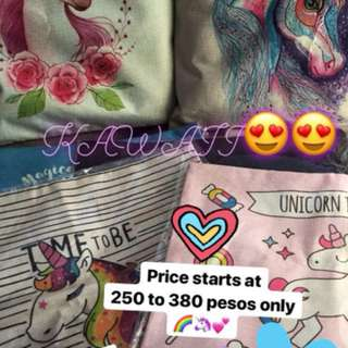 Unicorn Throw Pillow Covers