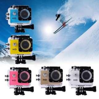 Sports Cam Full HD 30m Waterproof DVR Cam GoPro