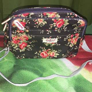 US Bought Cath Kidston Floral Sling Bag