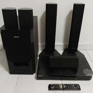 Samsung 5.1 BlueRay Home Theatre System