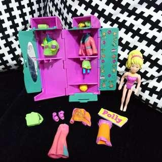 Polly Pocket Locker set