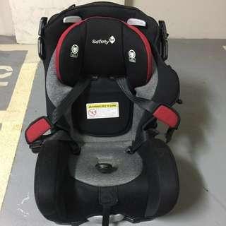 Canada Safety 1st 3-in-1 car seat加拿大三合一兒童安全汽車坐椅