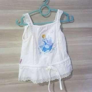 Baby Cinderella top