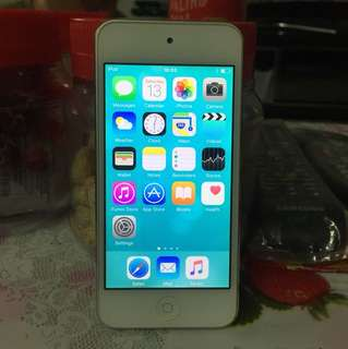 Ipod Touch 5th Gen 32GB sliver